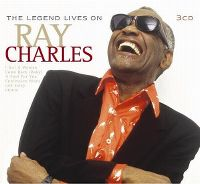 Cover Ray Charles - The Legend Lives On [3CD]